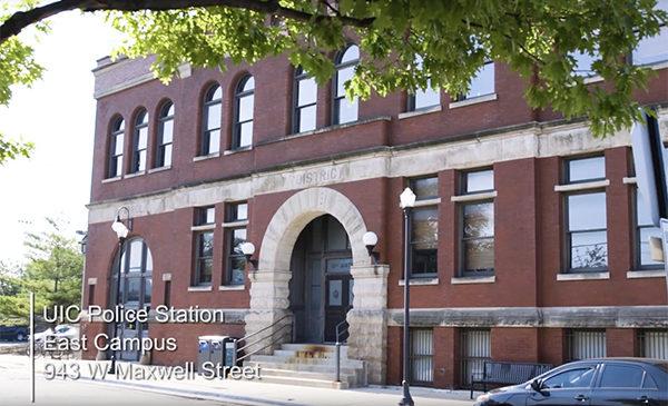 U I C Police Station