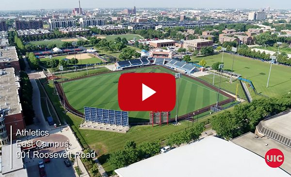 athletic field uic